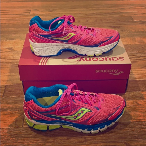 saucony guide 8 women's running shoes